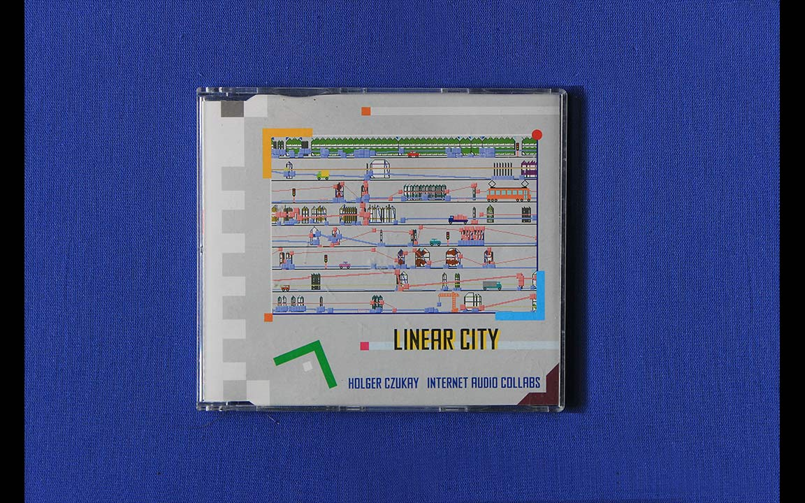 Linear City - Holgar Czukay - Internet Collaboration - 2001