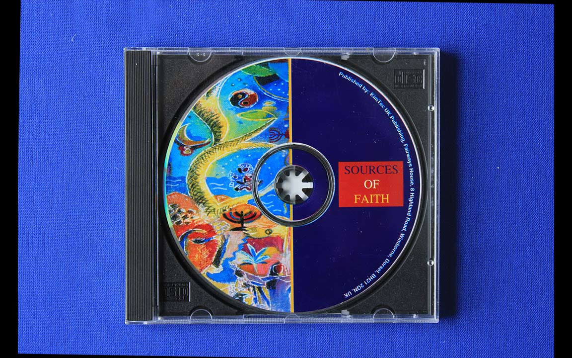 2. Sources of Faith - Educational Multimedia CDrom - 1993