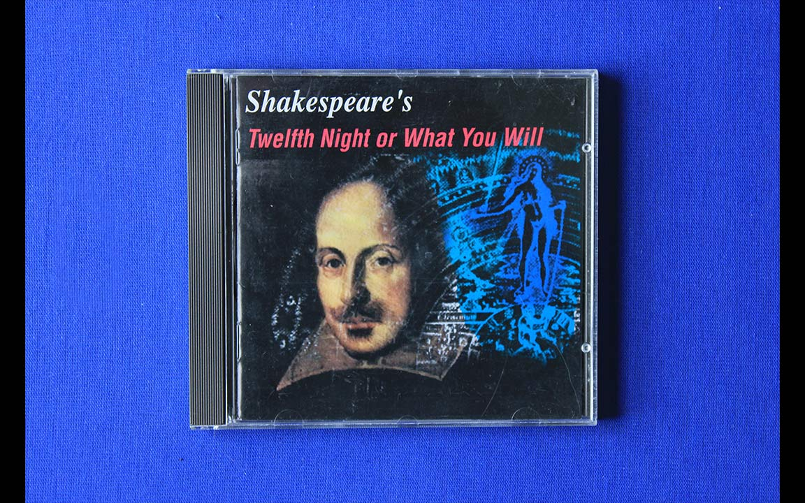 Twelfth Night or What You Will - Apple Renaissance Project - Educational Multimedia CDrom - 1991